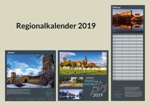 Kalender 2018 Vorderseite